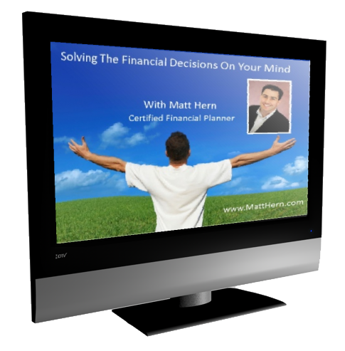 Solving The Financial Decisions On Your Mind