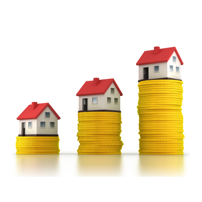 Is residential property over, under or fair value?