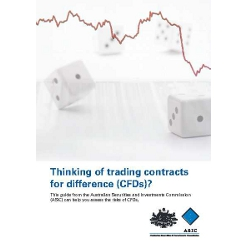 Trading Contracts for Difference