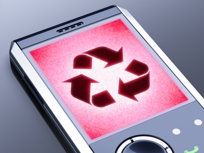 Recycle your old mobile phone